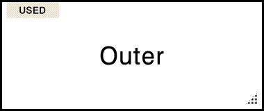 Outer/アウター