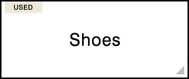Shoes/シューズ